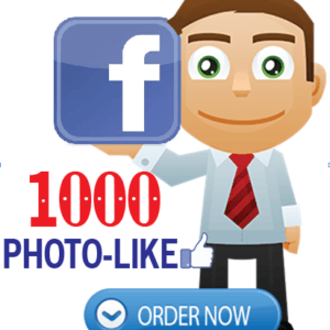 Buy 1000 facebook photo likes