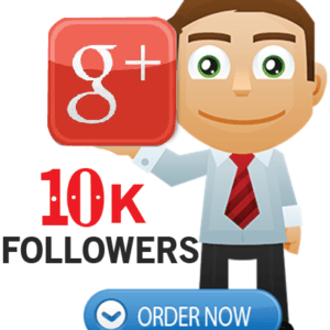 Buy 10,000 Google Plus Followers