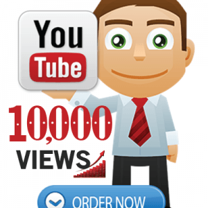 Buy 10,000 YouTube Views