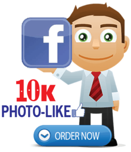 Buy 10,000 Facebook Photo Likes