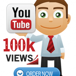 Buy 1,00,000 YouTube Views