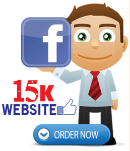 Buy 15000 Facebook Website Likes