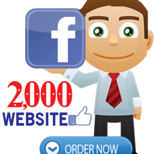 Buy 3000 Facebook Website Likes