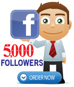 Buy 5000 facebook followers