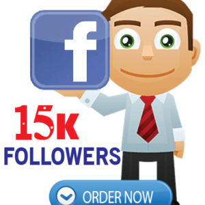 Buy 15000 facebook followers