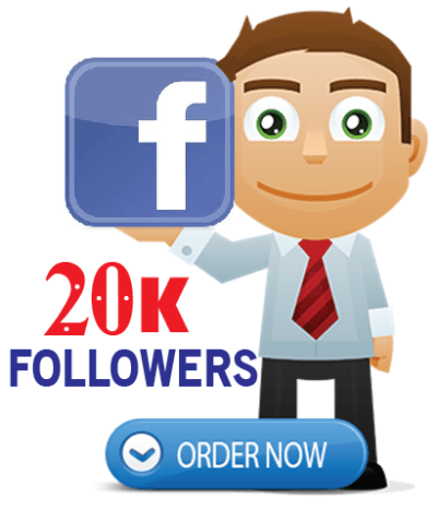 Buy 20000 facebook followers
