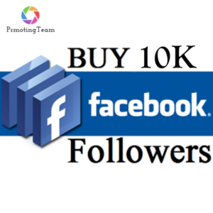 Buy 10K Facebook Followers