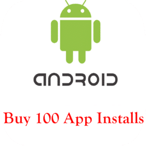 buy 100 android app installs