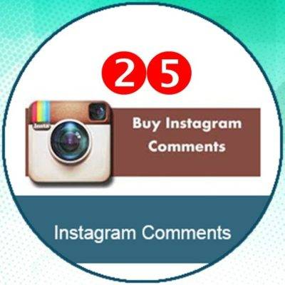 buy 25 instagram comments