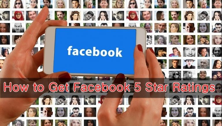 How to get 5-star rating on Facebook