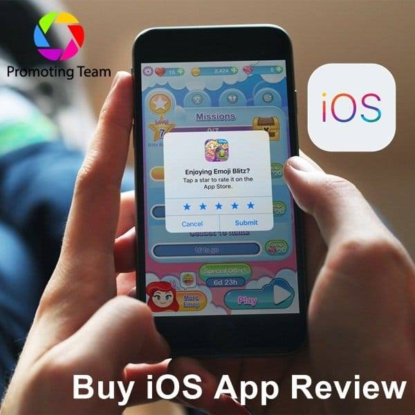 Buy iOS App Reviews