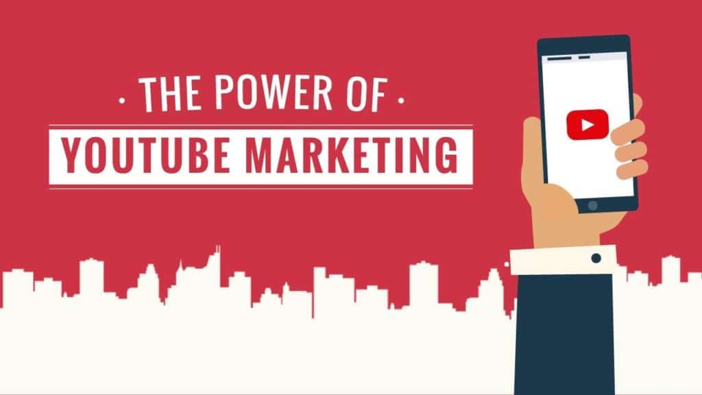 YouTube can be the best weapon! Crack the marketing sector.