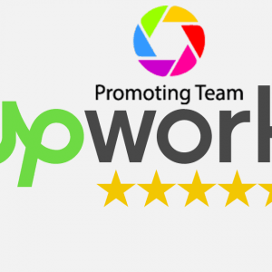 PromotingTeam Upwork Reviews
