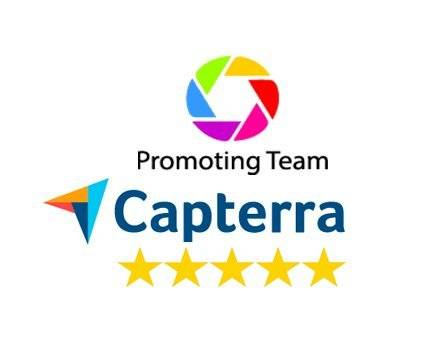 PromotingTeam Capterra Reviews